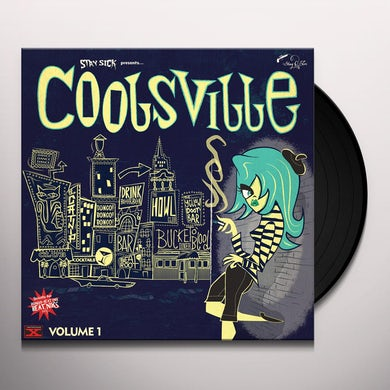 Coolsville 1 / Various Vinyl Record