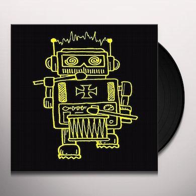 Der Blutharsch SUCHT & ORDNUNG Vinyl Record