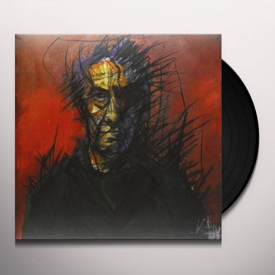 Fire & Ice FRACTURED MAN Vinyl Record