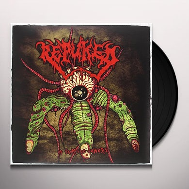 Repuked UP FROM THE SEWERS Vinyl Record