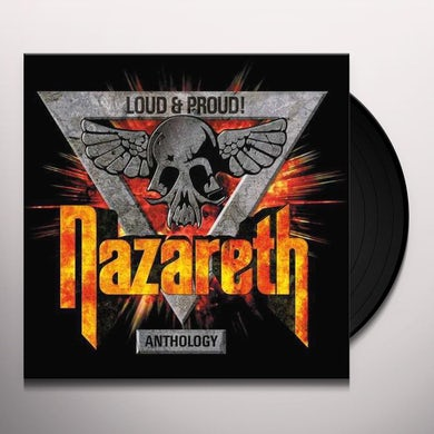 Nazareth LOUD & PROUD: ANTHOLOGY Vinyl Record