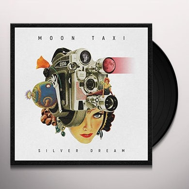 Moon Taxi SILVER DREAM Vinyl Record