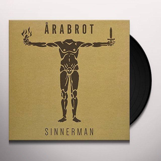 Arabrot SINNERMAN Vinyl Record