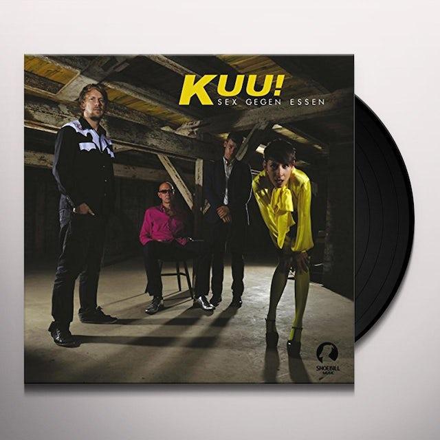 KUU SEX GEGEN ESSEN Vinyl Record