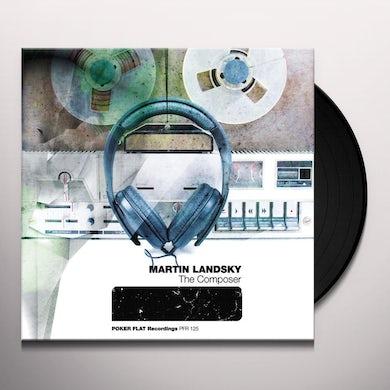 Martin Landsky COMPOSER Vinyl Record