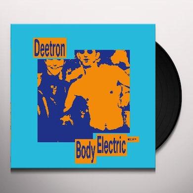 Deetron BODY ELECTRIC Vinyl Record