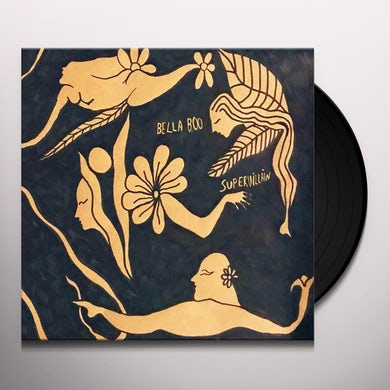 Bella Boo SUPERVILLAIN Vinyl Record