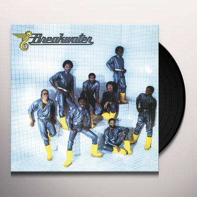 Breakwater RELEASE THE BEAST Vinyl Record