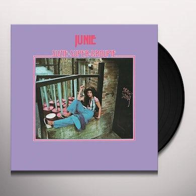 SUZIE SUPER GROUPIE Vinyl Record