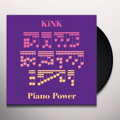 Kink PIANO POWER Vinyl Record