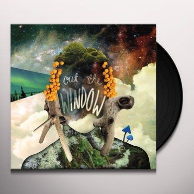 Christopher Schwarzwalder & Iannis Ritter OUT THE WINDOW Vinyl Record