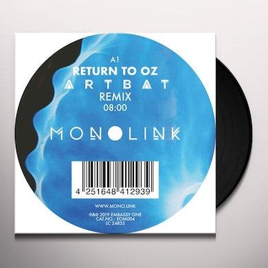 Monolink REMIXES Vinyl Record