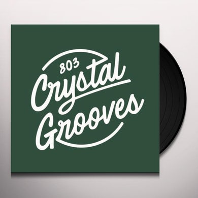 Cinthie 803 CRYSTAL GROOVES 003 Vinyl Record