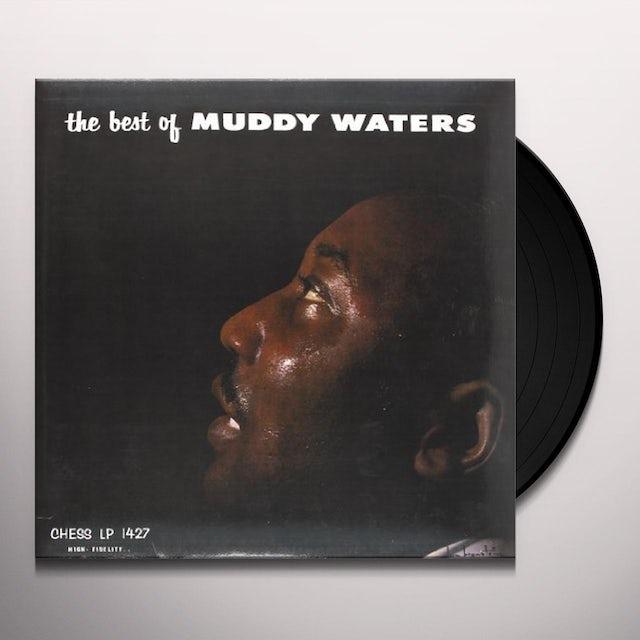 BEST OF MUDDY WATERS Vinyl Record - 180 Gram Pressing