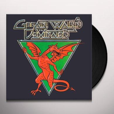Geraint Watkins THE DOMINATORS Vinyl Record