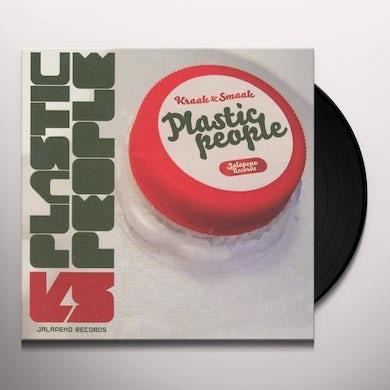 Kraak & Smaak PLASTIC PEOPLE Vinyl Record