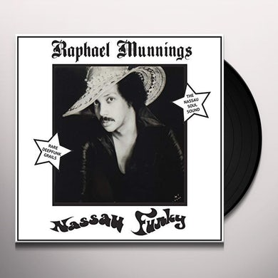 Raphael Munnings OPORTUNITY KNOCKIN' Vinyl Record