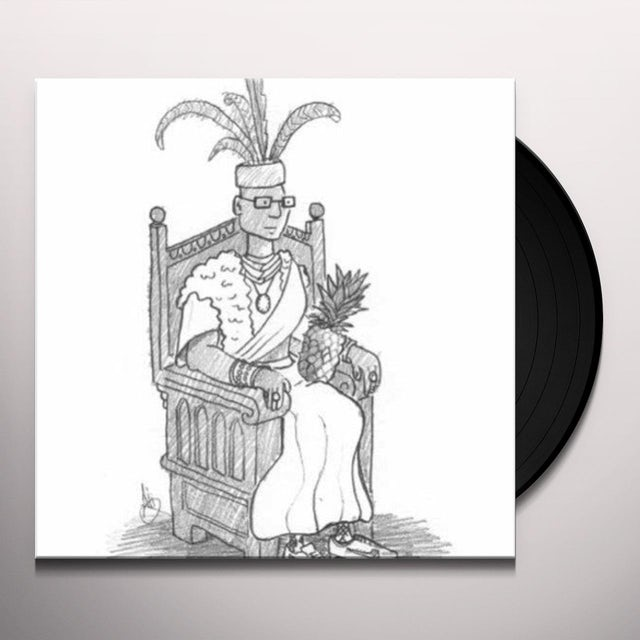 Floating Points KING BROMELIAD/MONTPARNASSE Vinyl Record