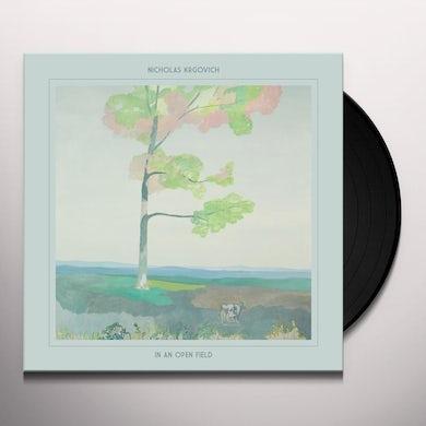 Nicholas Krgovich IN AN OPEN FIELD Vinyl Record