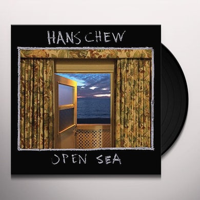 Hans Chew OPEN SEA Vinyl Record
