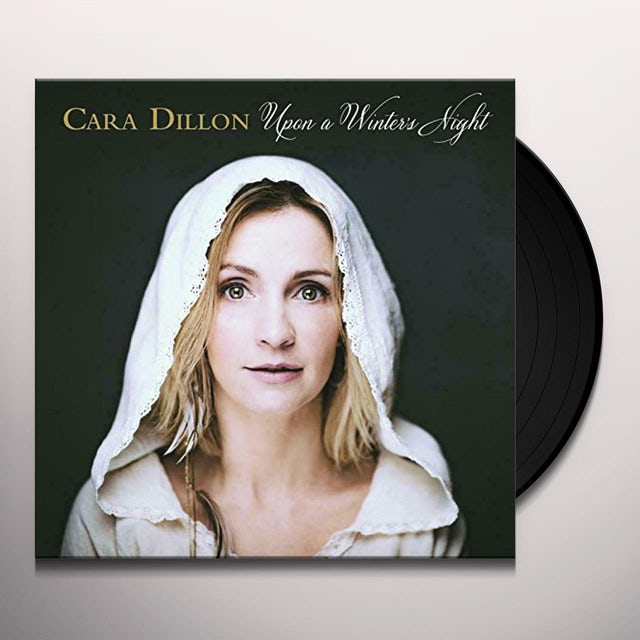 Cara Dillon UPON A WINTER'S NIGHT Vinyl Record