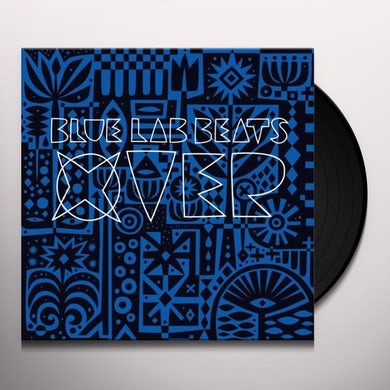 Blue Lab Beats XOVER Vinyl Record