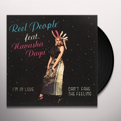 Reel People I'M IN LOVE / CAN'T FAKE THE FEELING Vinyl Record