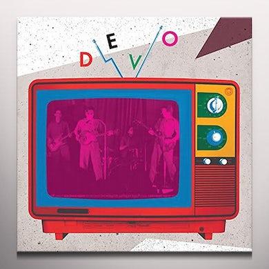 Devo MIRACLE WITNESS (HOT DUST) Vinyl Record