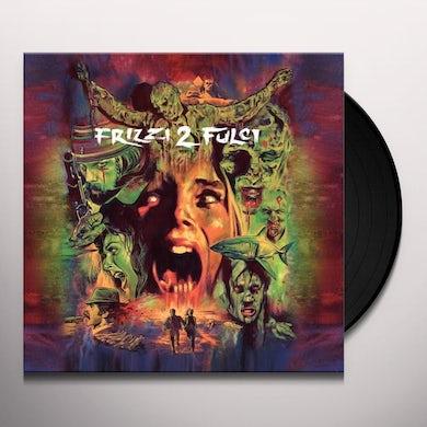 Fabio Frizzi FRIZZI 2 FULCI / Original Soundtrack Vinyl Record