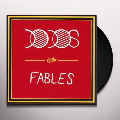Dodos FABLES Vinyl Record