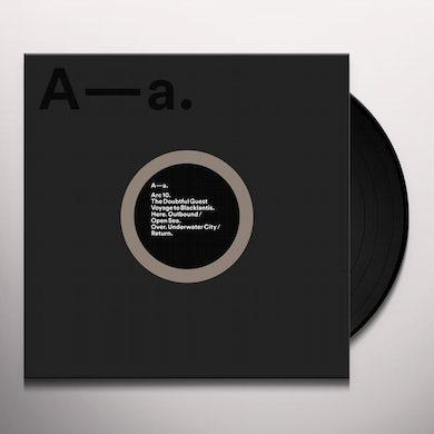 Doubtful Guest VOYAGE TO BLACKLANTIS Vinyl Record