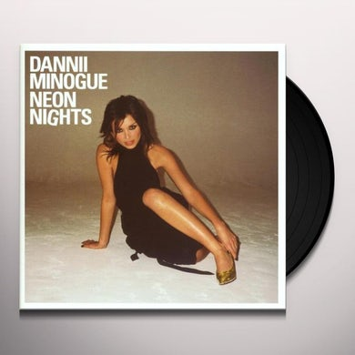Dannii Minogue NEON NIGHTS Vinyl Record