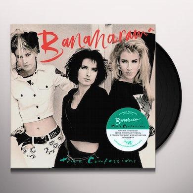 Bananarama TRUE CONFESSIONS Vinyl Record