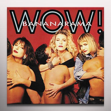 Bananarama WOW Vinyl Record