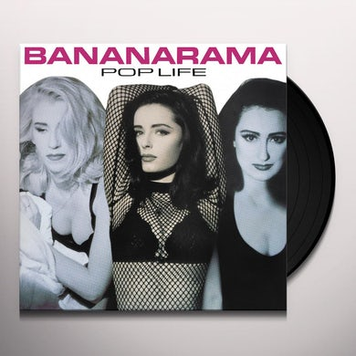 Bananarama POP LIFE Vinyl Record