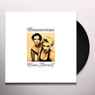 Bananarama PLEASE YOURSELF Vinyl Record