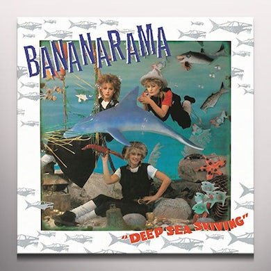 Bananarama DEEP SEA SKIVING Vinyl Record