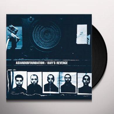 Asian Dub Foundation RAFI'S REVENGE Vinyl Record