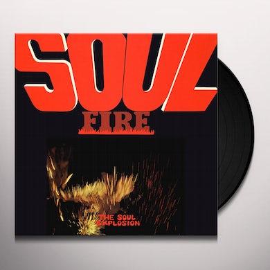 SOUL EXPLOSION SOUL FIRE Vinyl Record