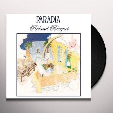 Roland Bocquet PARADIA Vinyl Record