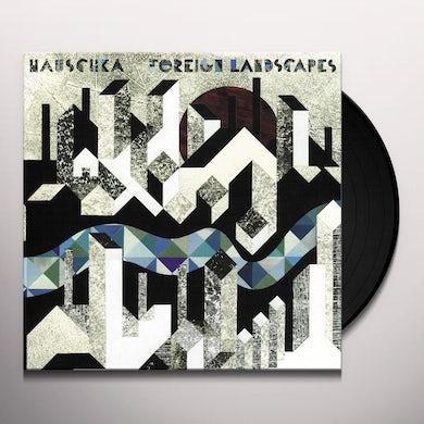 Hauschka FOREIGN LANDSCAPES Vinyl Record