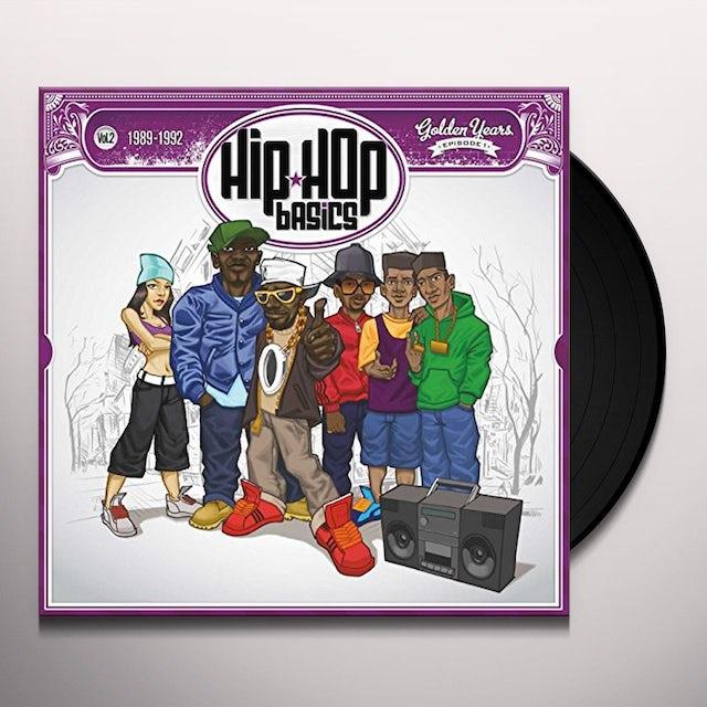 HIP HOP BASICS VOL 2 (1989-1992)  / Various