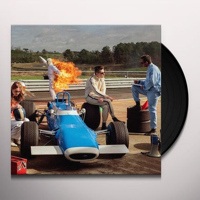 GRAND PRIX Vinyl Record