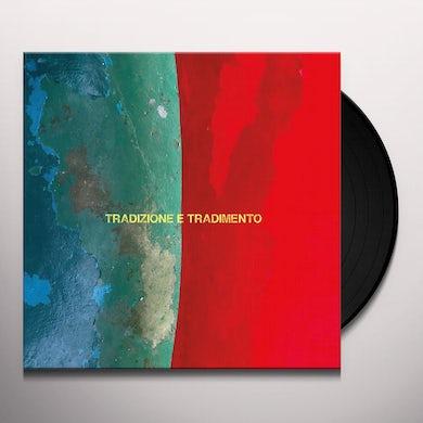 Niccolo Fabi TRADIZIONE E TRADIMENTO Vinyl Record