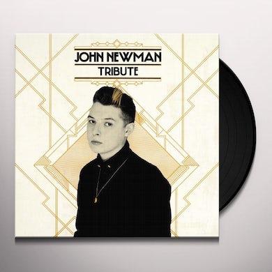 John Newman TRIBUTE Vinyl Record