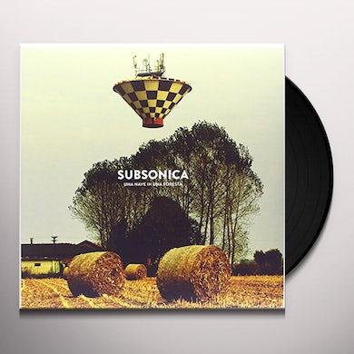 Subsonica UNA NAVE IN UNA FORESTA Vinyl Record