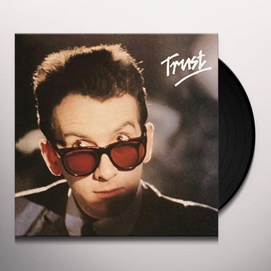 Elvis Costello TRUST Vinyl Record