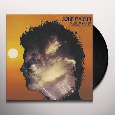 John Martyn INSIDE OUT Vinyl Record