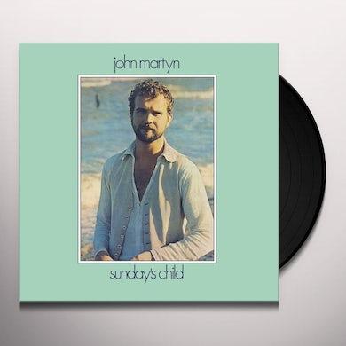 John Martyn SUNDAY'S CHILD Vinyl Record