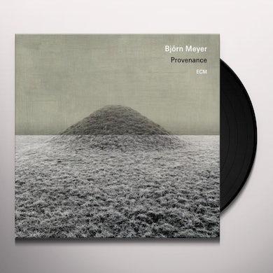 Bjorn Meyer PROVENANCE Vinyl Record